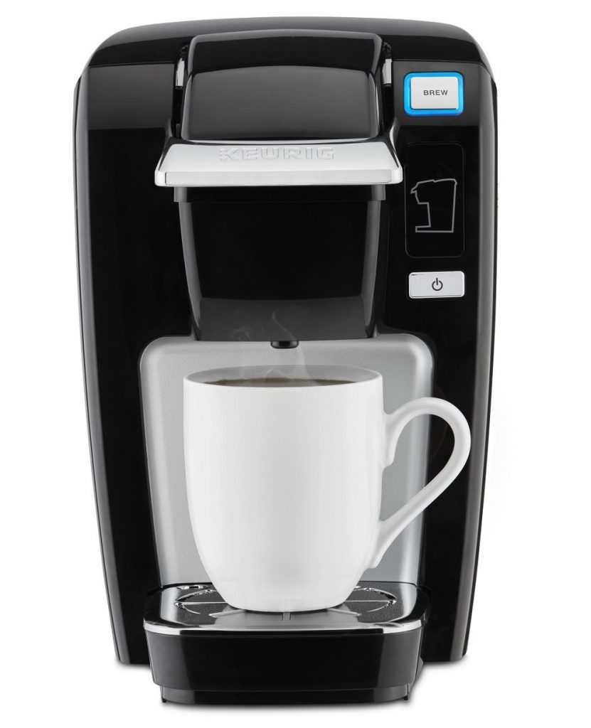 keurig single cup coffee machine
