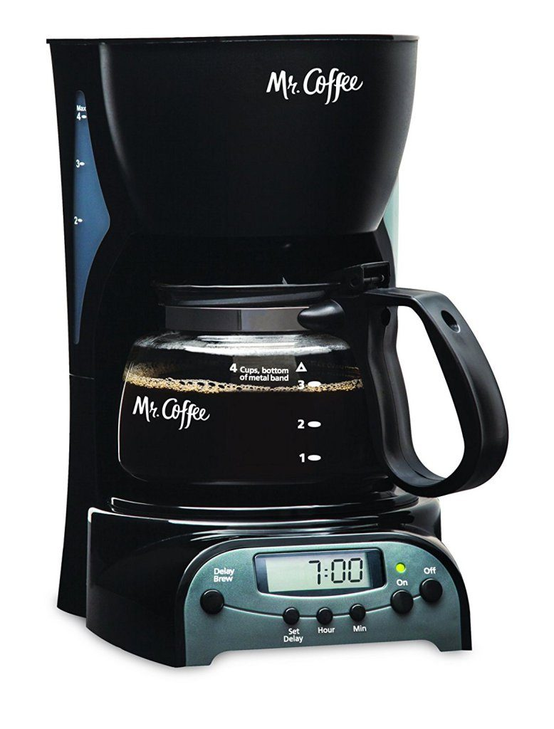 mr.coffee coffee maker